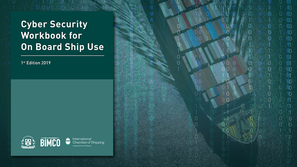 Cyber Security Workbook for On Board Ship Use