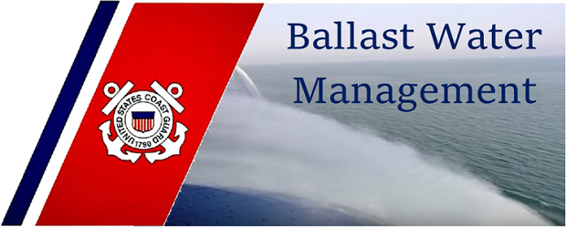 USCG Ballast Water Management